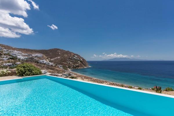 Location de maison, Nouvelle, Grèce, Cyclades - Mykonos