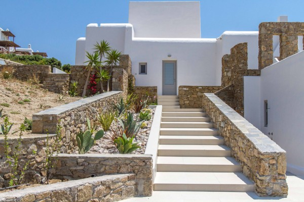 Location de maison, Yior retreat, Grèce, Cyclades - Mykonos