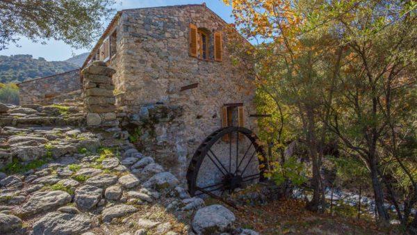Moulin Gabrielle, Corse - Calvi