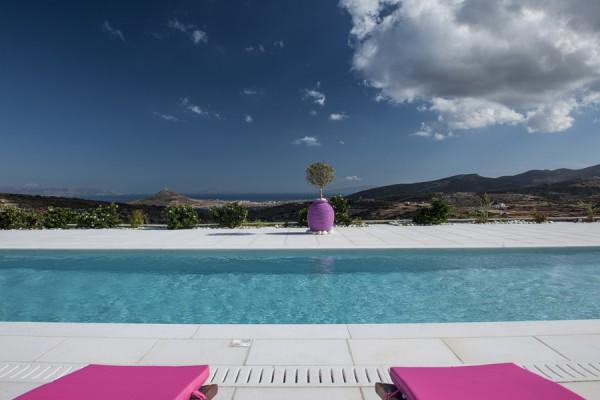 Location de maison, La Luna, Grèce, Cyclades - Paros