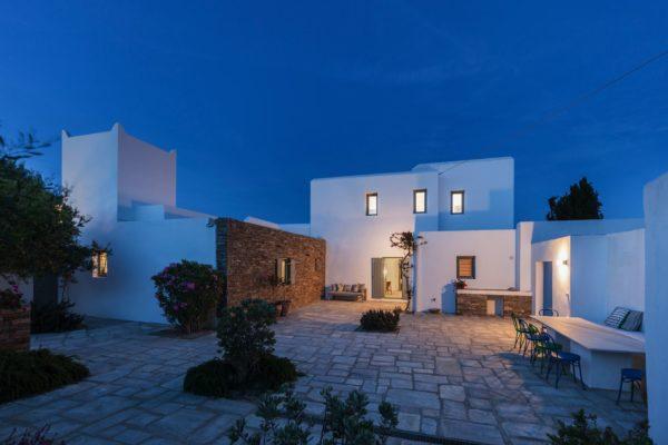 Location de maison, Santa Maria Retreat, Grèce, Cyclades - Paros
