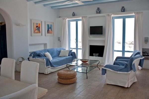 Location de maison, Fiona, Grèce, Cyclades - Paros