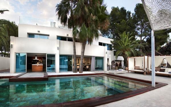 Location de maison, White Peacock, Espagne, Baléares - Ibiza