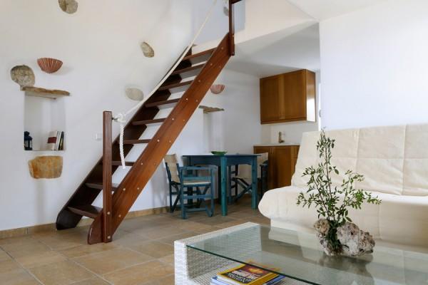 Location de maison, Bougainvillea, Grèce, Cyclades - Antiparos
