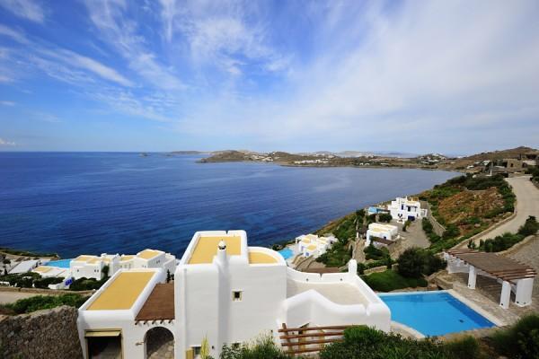 Location de maison, Ilios, Grèce, Cyclades - Mykonos
