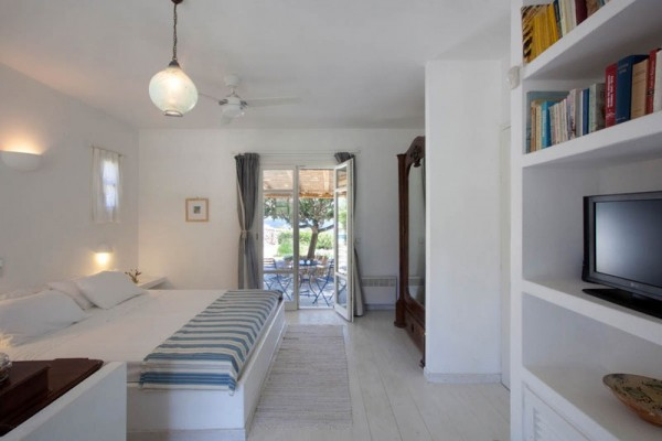 Location de maison, Turquoise, Grèce, Cyclades - Antiparos