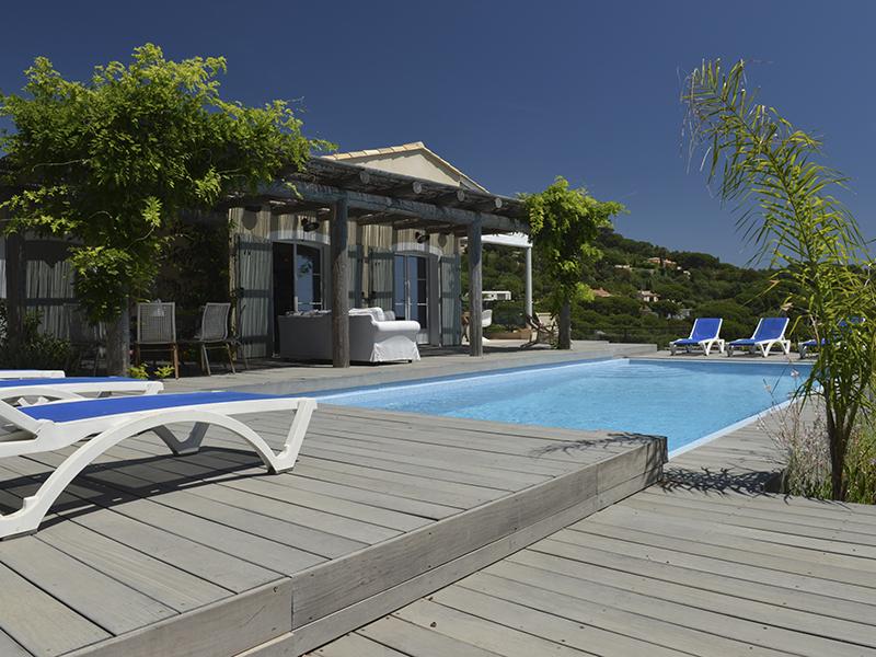 Location de maison, L'Escalette, France, Côte d'Azur - St Tropez