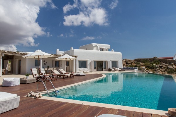 Location de maison, Great Mystique, Grèce, Cyclades - Mykonos