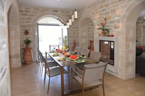 Location de maison, Villa Orphée, Grèce, Crète - Rethymnon
