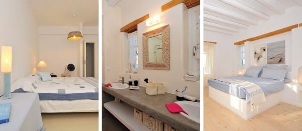 Location de maison, Nella, Grèce, Cyclades - Paros
