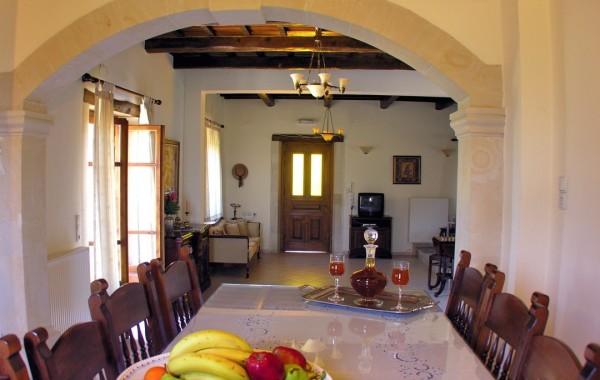 Location de maison, Villa Paramonos, Grèce, Crète - Rethymnon