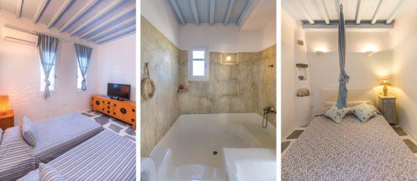 Location de maison, Anemone, Grèce, Cyclades - Mykonos