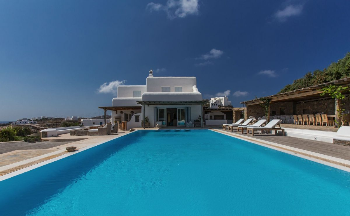 Location de maison, Apollo Retreat, Grèce, Cyclades - Mykonos