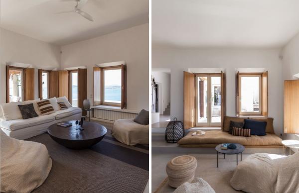 Location de maison, Silence Nest, Grèce, Cyclades - Mykonos