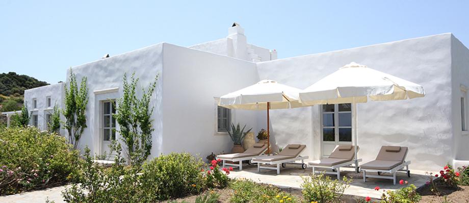 Location de maison, Jade, Grèce, Cyclades - Paros