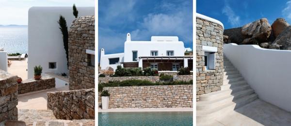 Location de maison, Antiope, Grèce, Cyclades - Mykonos
