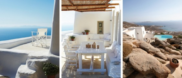 Location de maison, The Eagle's Nest, Grèce, Cyclades - Mykonos