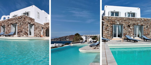 Location de maison, Seaview Delight, Grèce, Cyclades - Mykonos