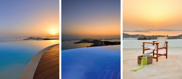 Location de maison, Sunset Dream, Grèce, Cyclades - Mykonos