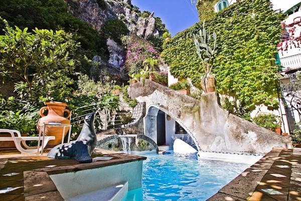 Location de maison, Casa Spiaggia, Italie, Campanie - Praiano