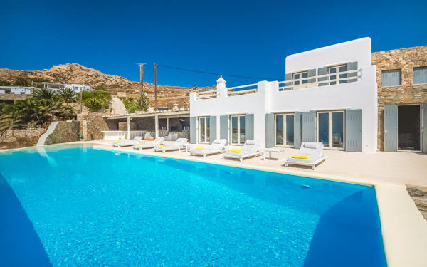 Location de maison, Divina, Grèce, Cyclades - Mykonos
