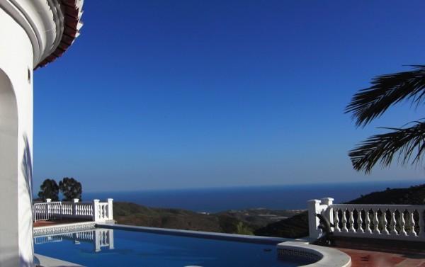 Location de maison, Villa Sayalonga, Espagne, Costa del Sol - Sayalonga