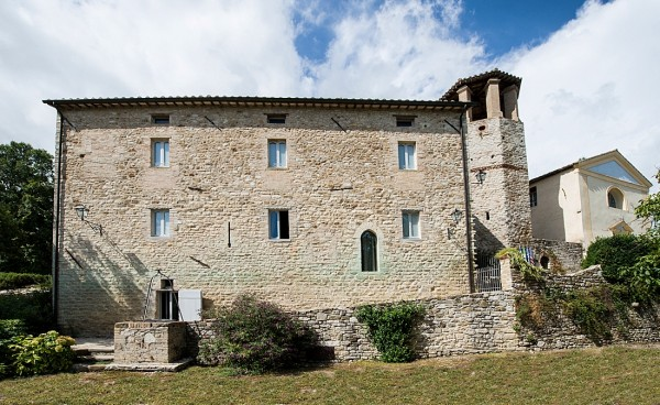 Location de maison, Castello Solfagnano, Italie, Ombrie /Pérouse