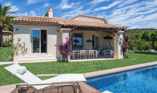 Location de maison, Villa Amina, France, Côte d'Azur - St Tropez