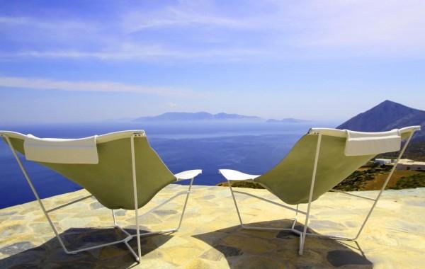 Location de maison, Spiti Themonia, Grèce, Cyclades - Folegandros