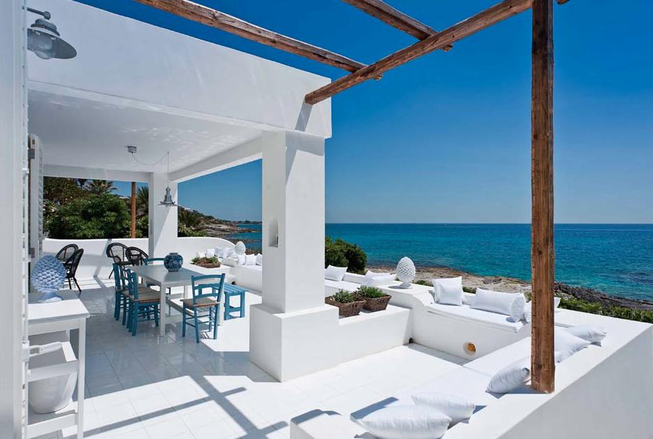 Villa En Italie Pres De Mer