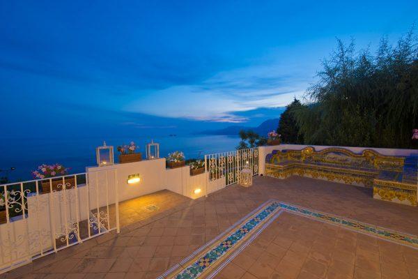 Location de maison, Villa Mina, Italie, Campanie - Praiano