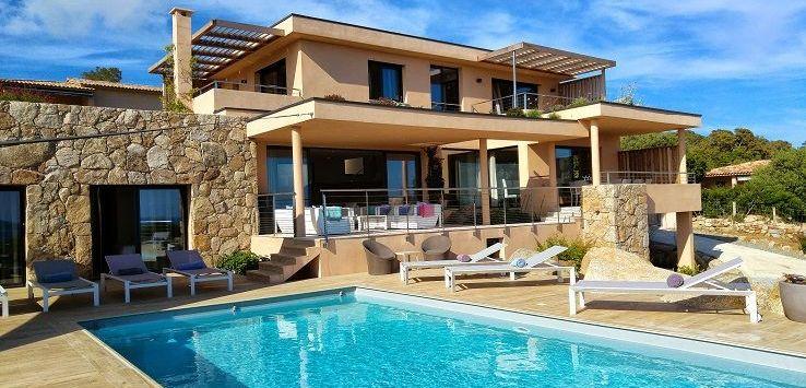 Location de maison, Villa Rossa, France, Corse - Porto Vecchio
