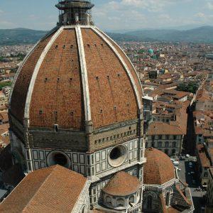 Carnet de voyages, Pâques Florentines, Italie