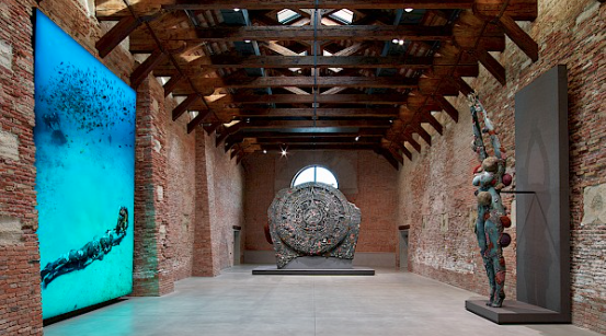 Carnet de voyages, Damien Hirst à Venise, Palazzo Grassi, Punta della Dogana 3e599eced95