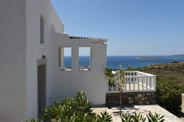 Location de maison, Villa Vanina, Grèce, Cyclades - Paros