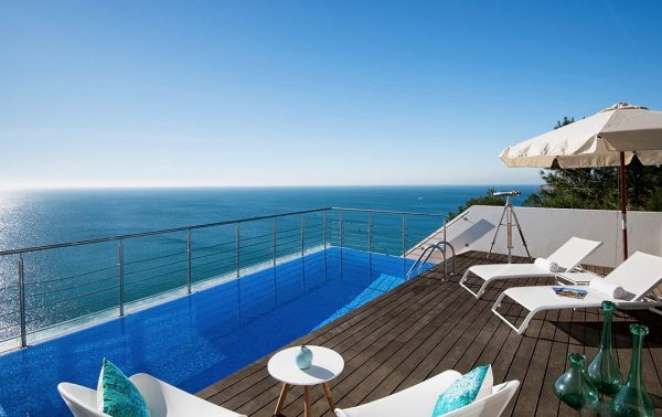 Location maison de vacances, Villa Zula, Portugal, Algarve, Salema