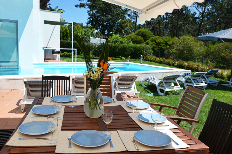 portugal lisbonne aroeira humberto location maison. Black Bedroom Furniture Sets. Home Design Ideas
