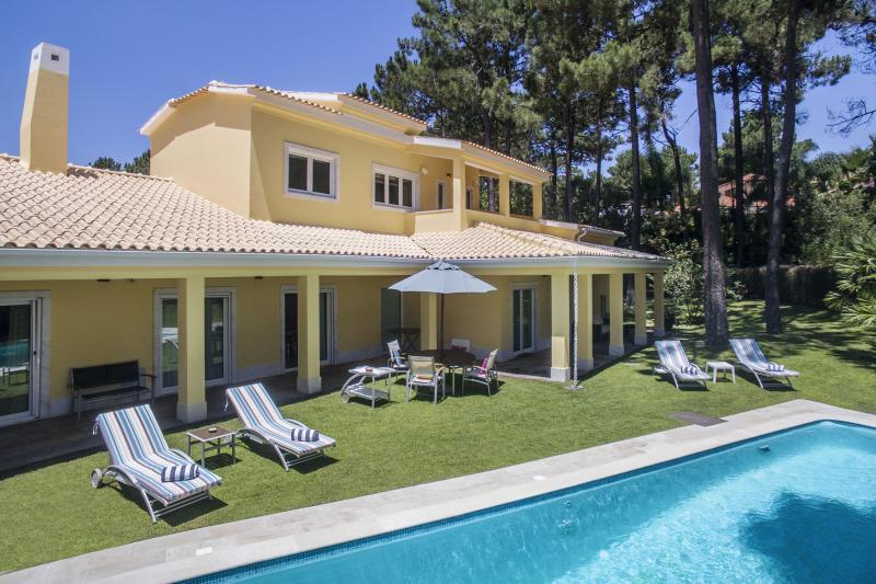 portugal lisbonne aroeira jovita location maison. Black Bedroom Furniture Sets. Home Design Ideas