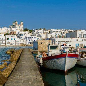 Carnet de Voyage, Grèce, Cyclades Île de Paros, Ono living