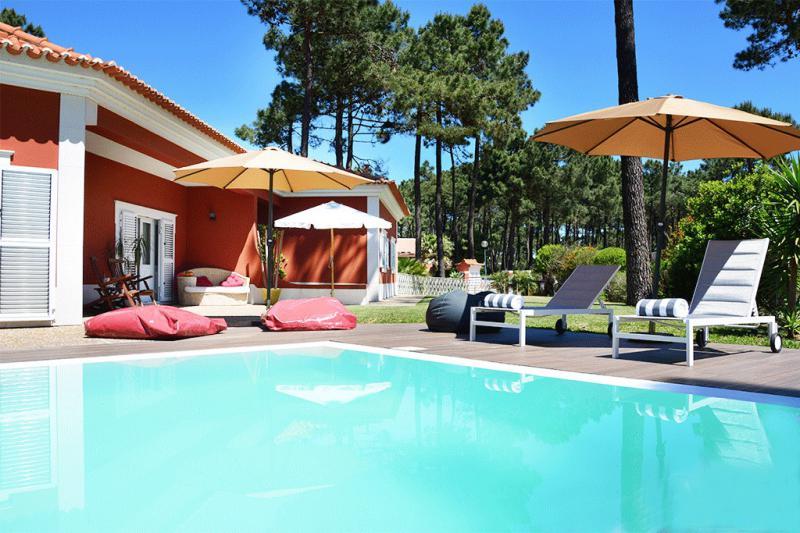 Portugal lisbonne aroeira sandro location maison - Location maison piscine portugal ...