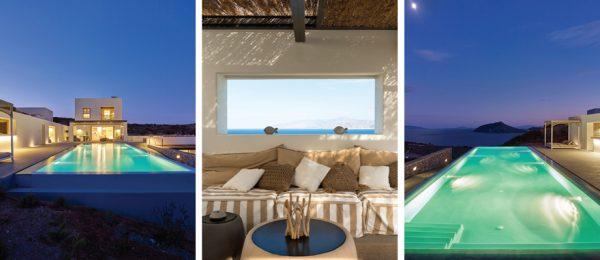 Location de maison, Panorama, Grèce, Cyclades - Paros