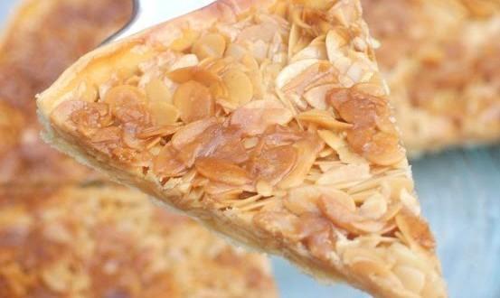 Carnet de Voyage, Italie, recette La tarte aux amandes