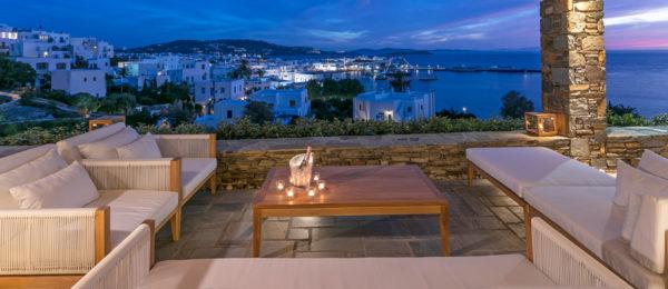 Location de maison, Harbour Twilight, Grèce, Cyclades - Mykonos