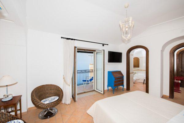 Location de maison, Villa Romy, Italie, Campanie, Positano