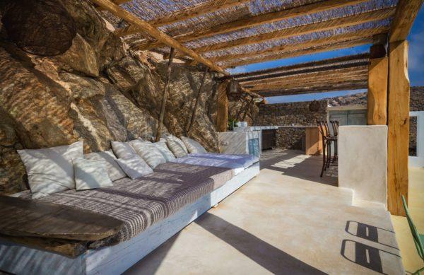 Grèce, Cyclades, Mykonos - Eos - Location Maison Vacances - Onoliving