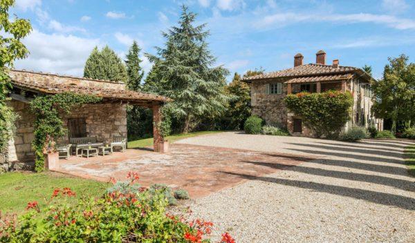 Location de Maison de Vacances - Campassole - Onoliving - Italie - Toscane - Chianti