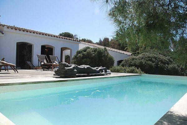 Location de Maison de Vacances - Casa Lentischi - Onoliving - Italie - Sardaigne - Porto Pino
