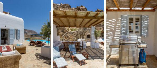 Location de maison de vacances, Villa 157, Onoliving, Grèce, Cyclades - Mykonos