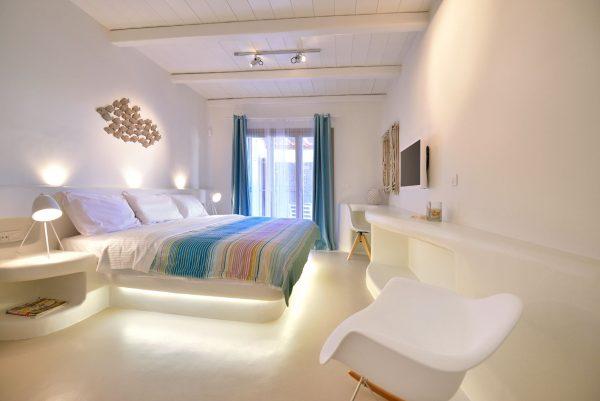 Location de maison, Ginger White, Grèce, Cyclades - Mykonos