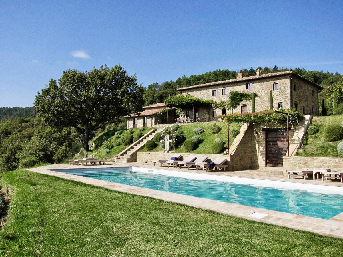 Location Maison de Vacances, Onoliving, Maison Brasole, Italie, Ombrie /Pérouse